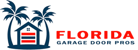 Florida Garage Door Pros Logo