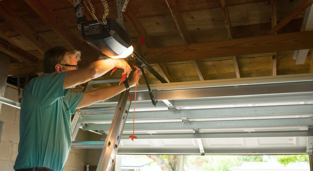 New Garage Door Opener Florida Pros Free Quote