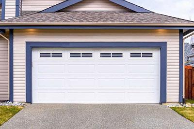 New Florida Garage Door