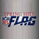 Spring Hill NFL Flag Football League Sponsor