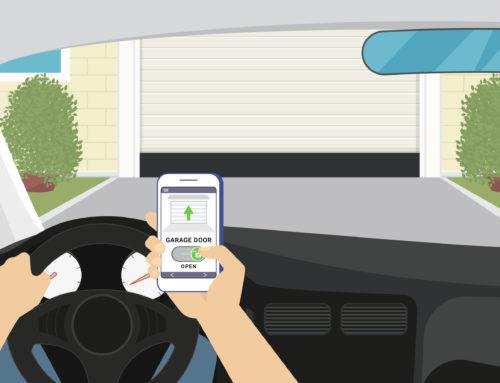 Smart WiFi Garage Door Openers