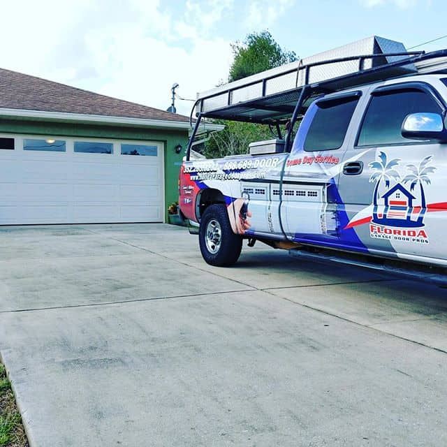 Alachua County Garage Door Repairs