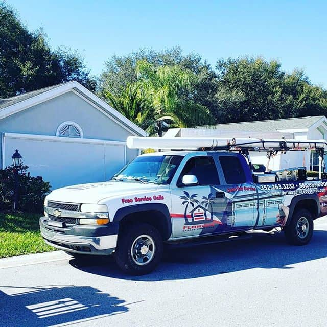 Garage Door Repair Services in Sumter County Florida