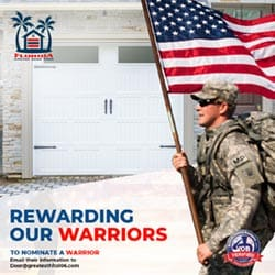 Rewarding Our Warriors